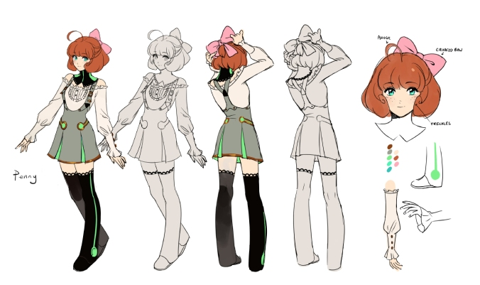 Einlee Penny Concept