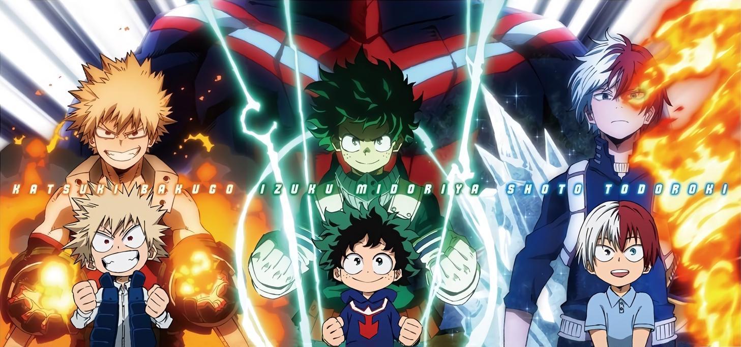 A Review Of My Hero Academia Heroes Rising Sakura Sunrise